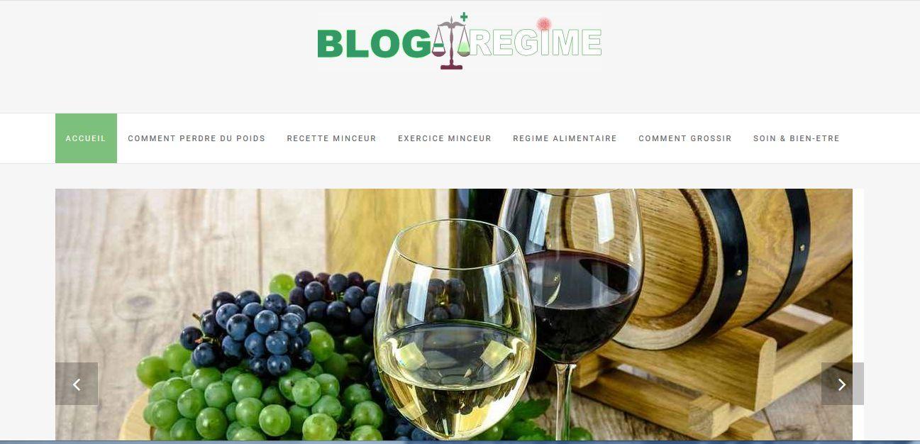 blog dietetique minceur